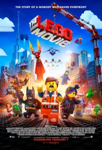 The Lego Movie (taken from www.lego.com/movie)